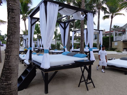 lifestyle beach beds